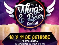 Wings & Beer Fest 2105