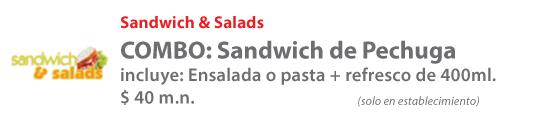 Sandwich and Salads