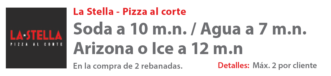 La Stella Pizza