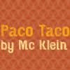 Paco Taco By McKlein